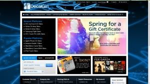 Tienda Online: DecalGirl