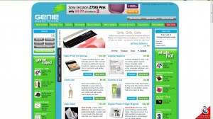 Tienda Online: GenieGadgets