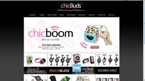 Tienda Online: ChicBuds