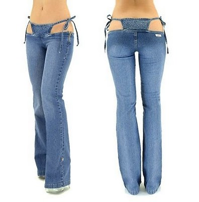 Pantalones Moda Japonesa