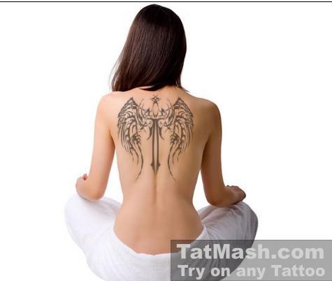 TatMash: Pruebate tattos en linea