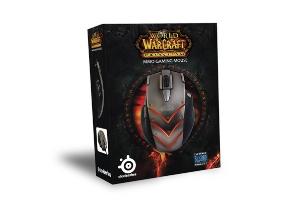 Mouse Cataclysm de World of the Warcraft (WoW)