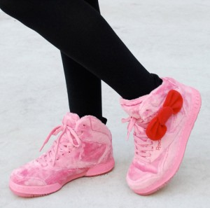 Hello Kitty Reebok Shoes For Sale