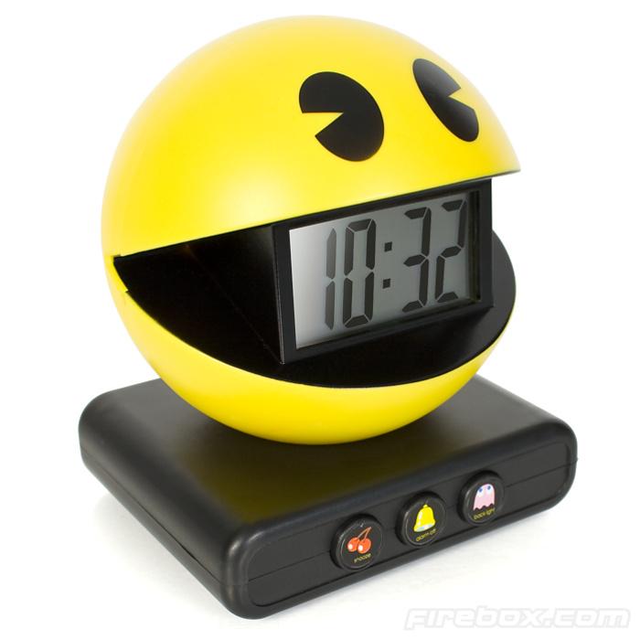 Pac-Man Alarm