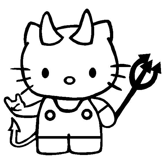 Hello Kitty ¿es diabólica?
