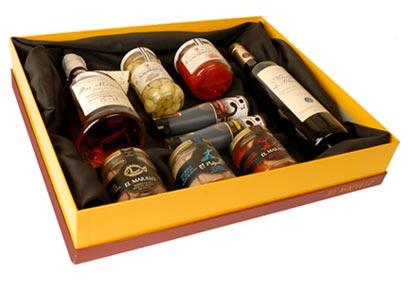 productos gourmet para navidad