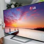 """LG trae Televisor de 55"""" con pantalla OLED más Grande y Delgada del Mundo"""