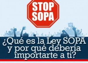 Que es la Ley SOPA y Ley ACTA