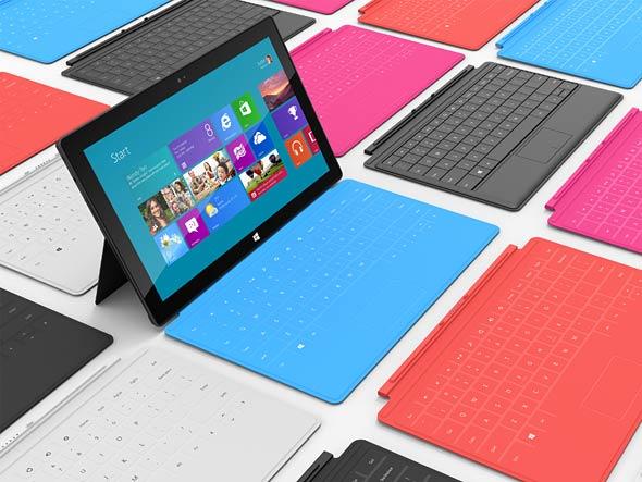 tablet con teclado microsoft