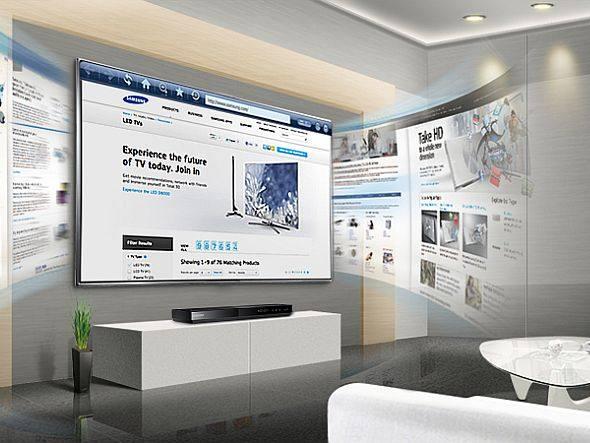 Samsung lanza Blu-Ray con recursos online