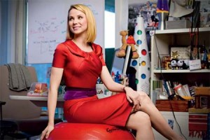 marissa mayer geek women