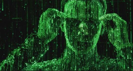 matrix en la vida real