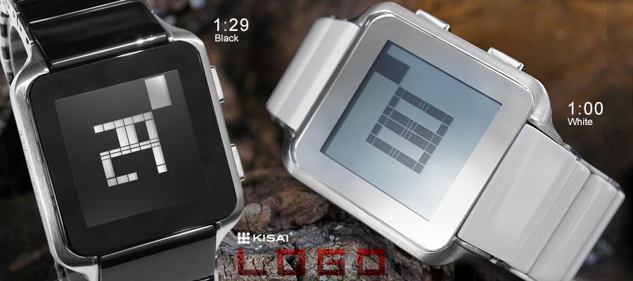 kisai logo Concurso en Mexico reloj