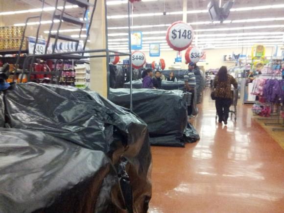 Wal Mart el Buen Fin