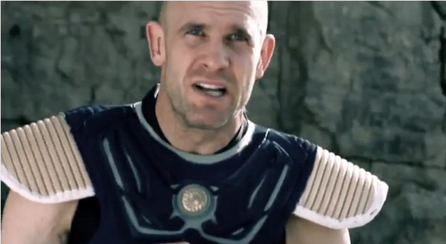 nappa dragon ball z live action