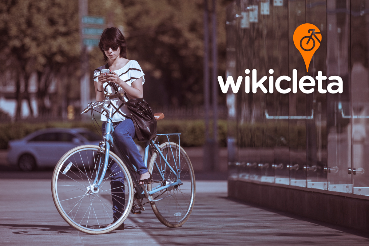 Wikicleta, una aplicación para los ciclistas de la ciudad