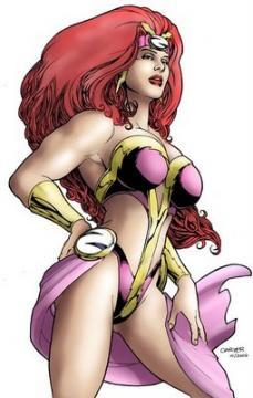 Zsazsa Zaturnnah superheroina