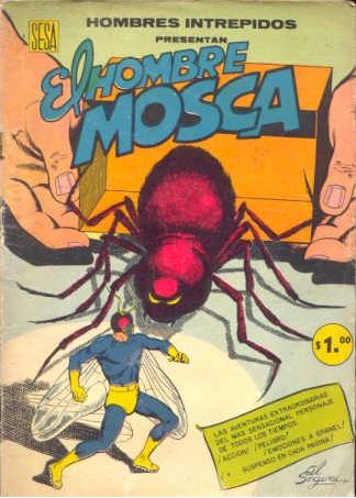 el hombre mosca