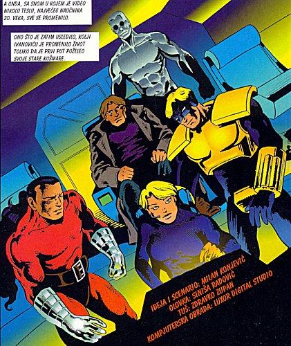 generacion tesla equipo de superheroes