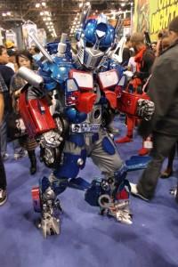 Cosplay de Transformers