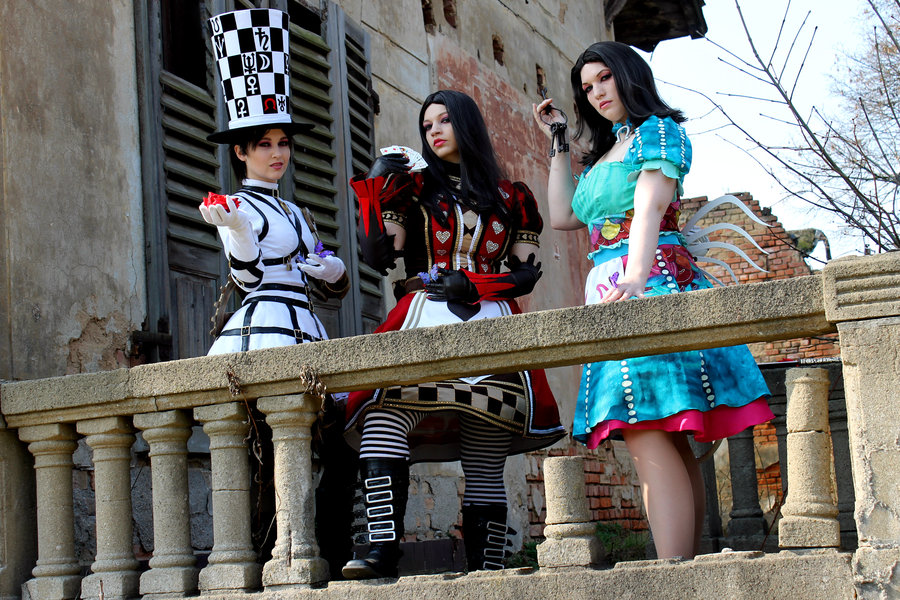 Disfraces de Alice MAdness