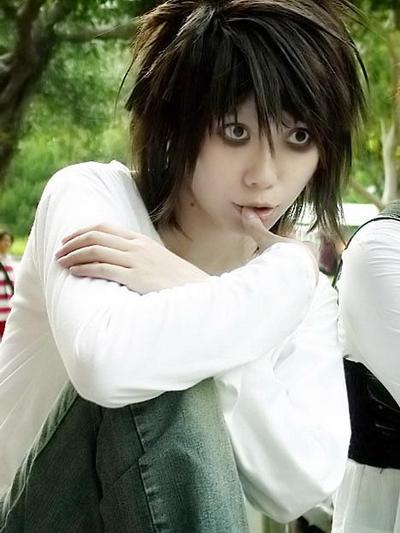 Disfraz L Death Note