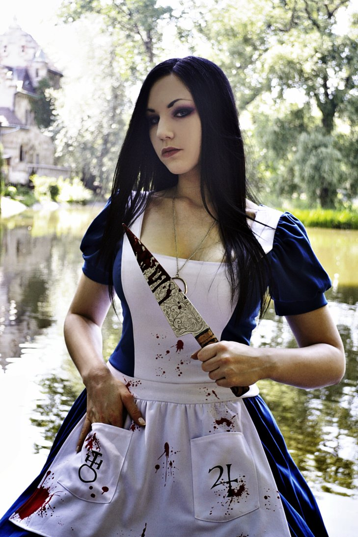 Disfraz de Alice Madness Return