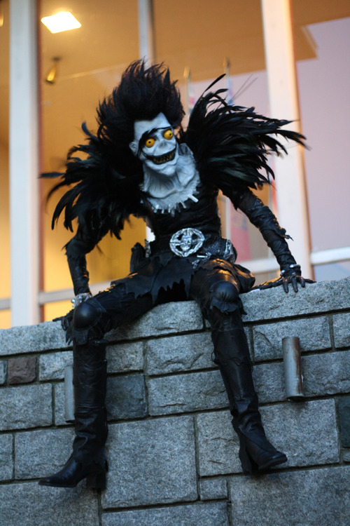 Disfraz de Cosplay Death Note