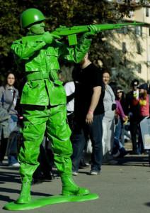 Disfraz de Soldado de Toy Story