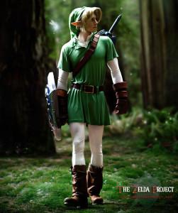 Disfraz de Zelda Cosplay