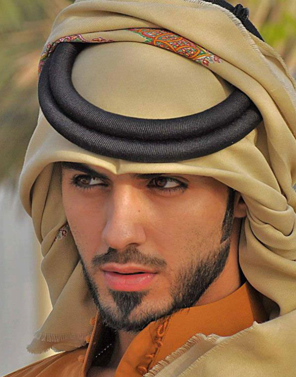 el hombre mas guapo del mundo omar borkan al gala