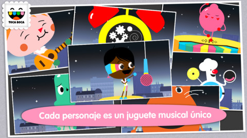 Toca Band Juego para iPhone