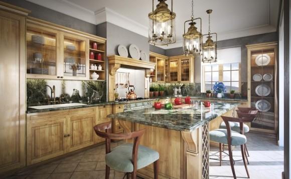 como-decorar-una-cocina-de-manera-lujosa-10