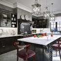 Cómo decorar la cocina de manera lujosa