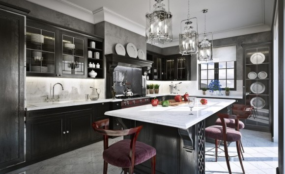 como-decorar-una-cocina-de-manera-lujosa-3