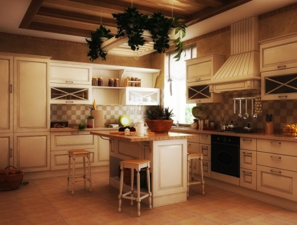 the old country kitchen c 243 mo decorar la cocina de manera lujosa 6085