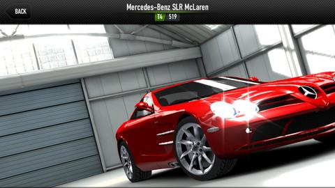 juegos para iOS  - CSR Racing