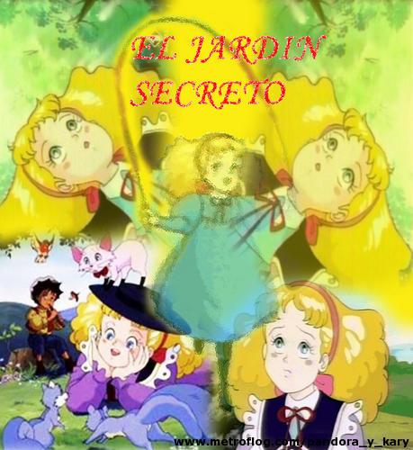 El anime en m xico for Canal pasiones jardin secreto capitulos