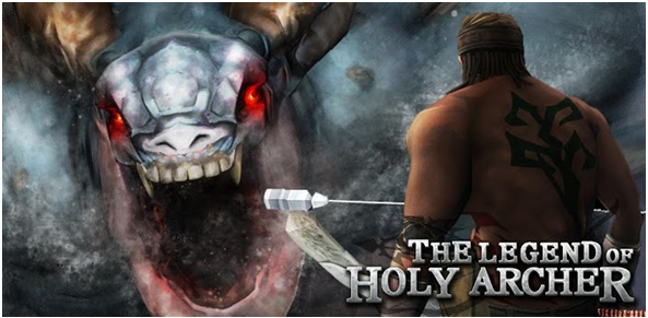 The Legend of Holy Archer- juego para android