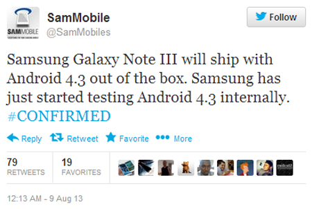 Samsung-Galaxy-Note-III-Will-Come-With-Android-4-3-Pre-Installed