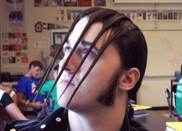 Peinados horribles