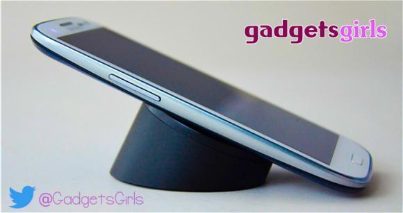 Carga inalámbrica en GadgetsGirls