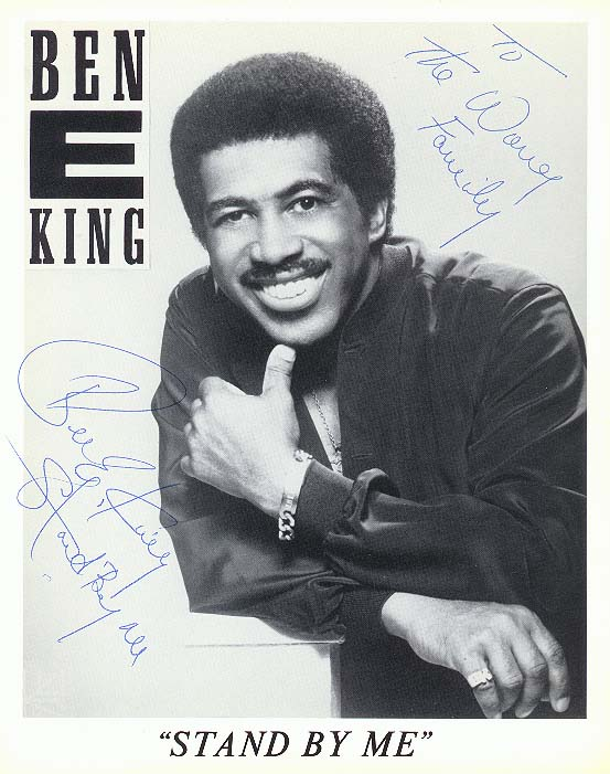 Ben E. King and The Drifters - The Very Best Of Ben E King and The Drifters