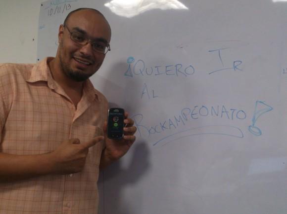 Rockampeonato Telcel TIemp Devlopment