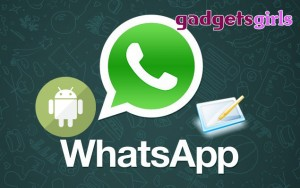 whatsapp en tu tablet GadgetsGirls