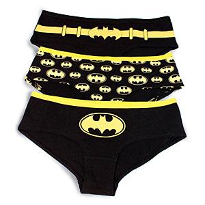 bikini de batman, calzones