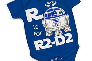 mameluco R2D - Bebes geeks