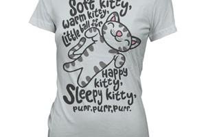 playera soft kitty sheldon cooper