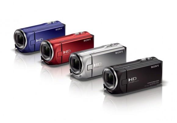 videocamara Sony regalo San Valentin