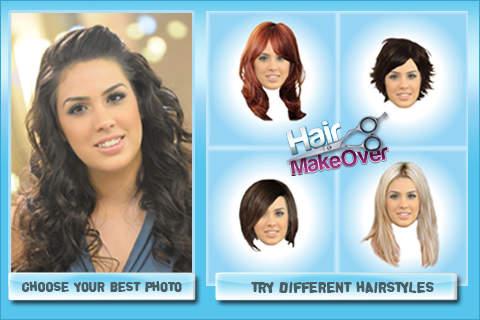 aplicacion para peinados en el iphone
